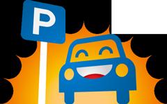 Prettig Parkeren logo